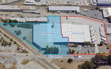 LIGHT INDUSTRIAL SPACE FOR LEASE - Union City