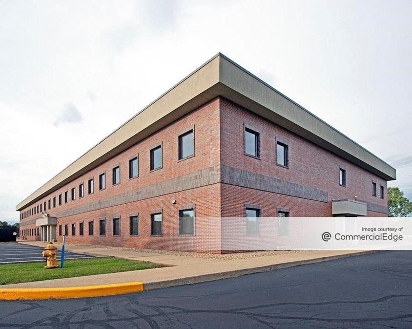Hendricks Regional Health Brownsburg Medical Building