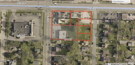 47,698 SF Retail Space For Lease on National & Kearney - Springfield