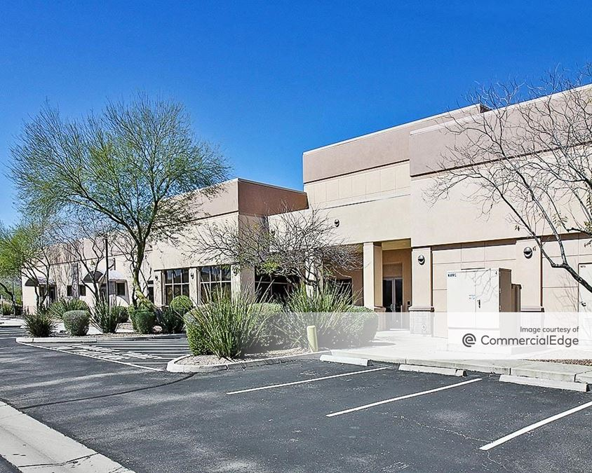 Continental Reserve Professional Plaza - 8333 North Silverbell Road