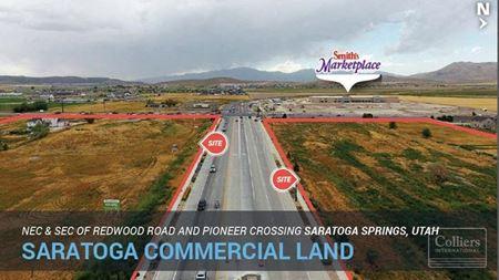 Saratoga Commercial Land - Saratoga Springs