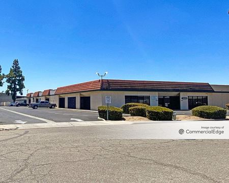 Fresno Oaks Industrial Park - Fresno