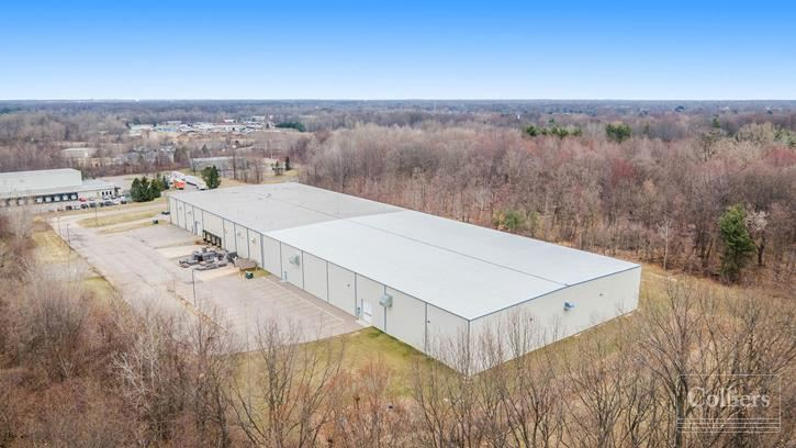 80,000 SF Warehouse for Sale