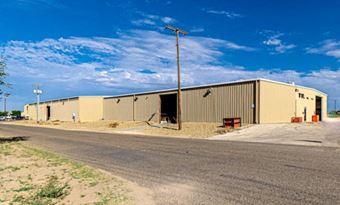 24,792 SF Building + 1.67 Acre Yard