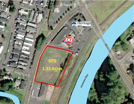 13th Avenue - 1.33 Acres - Kelso