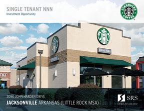 Jacksonville, AR - Starbucks - Jacksonville