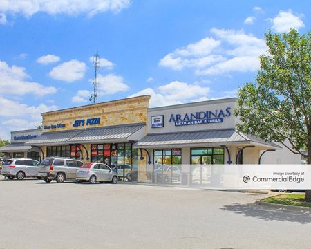 Brodie Park Shopping Center - Austin