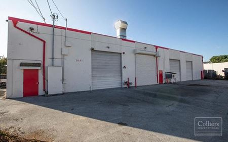 INDUSTRIAL SPACE FOR LEASE - Mountain View