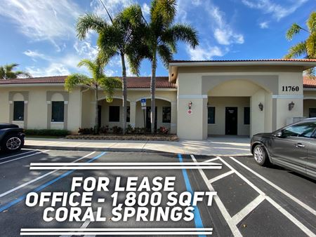 Cumber Professional Plaza - Coral Springs