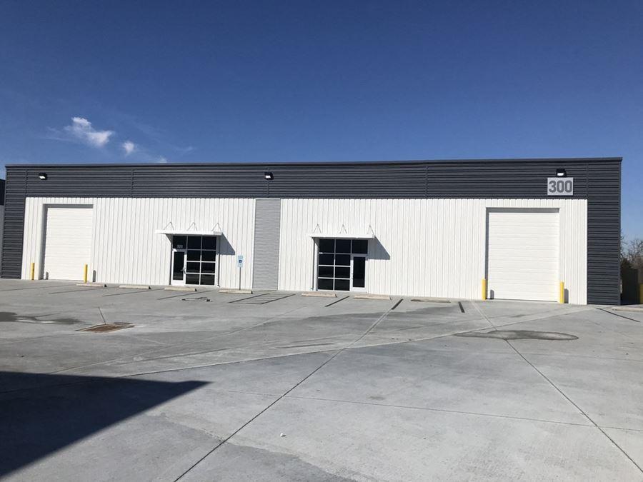 New Construction Flex Space