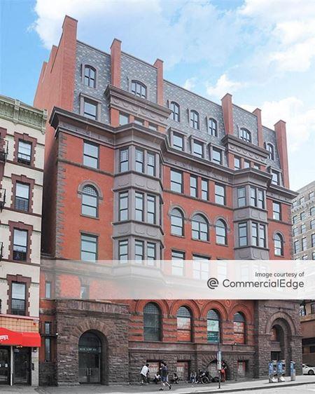 The Corn Exchange Building - New York