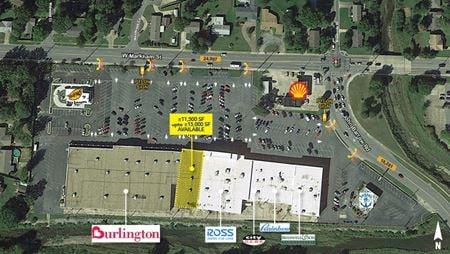 Markham Square Shopping Center - Little Rock