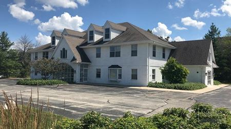 Two-Story Colonial Office Building - Mequon