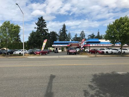 Pacific HWY Retail - Lakewood