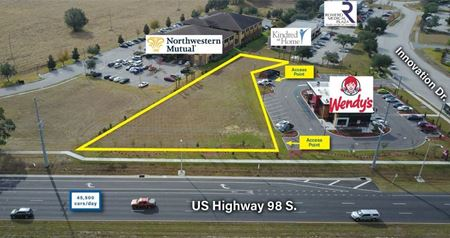 US 98 S at Innovation Drive - Lakeland