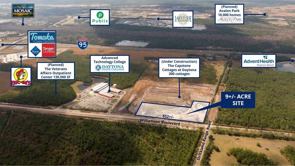 9+/- Acre Commercial Site