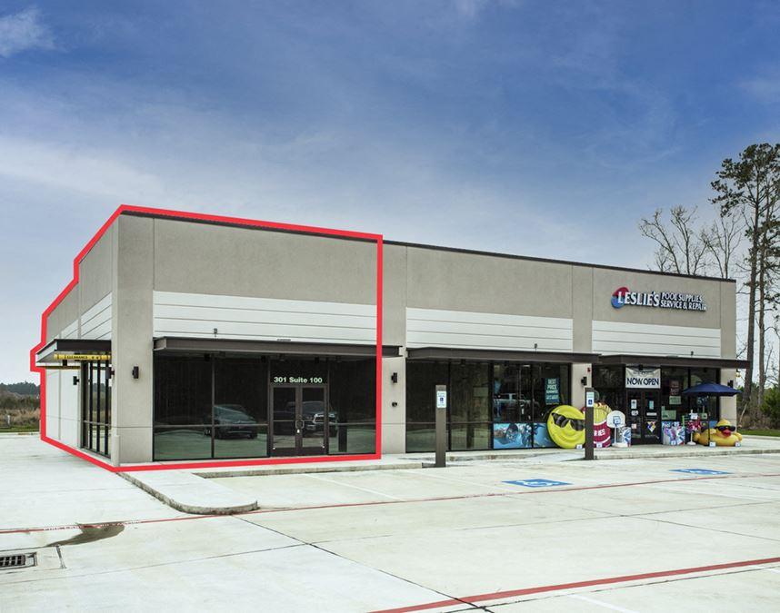 Lumberton Retail Center