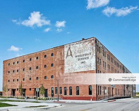 Millwork Commons - Ashton Building - Omaha