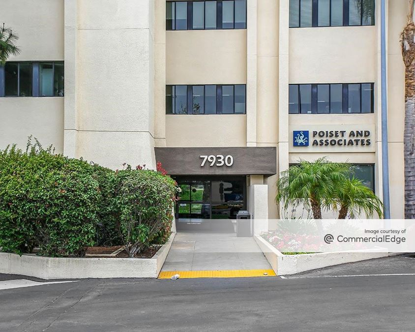 Frost Street Medical Center - 7930 Frost Street