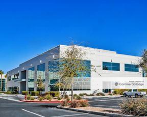 Las Vegas Technology Center II - 2501 & 7501 Trinity Peak Avenue - Las Vegas
