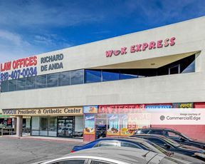 Northridge Plaza Center - 18515 Roscoe Blvd