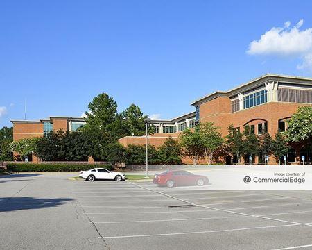 1500 West Poplar Physicians Office Building - Collierville