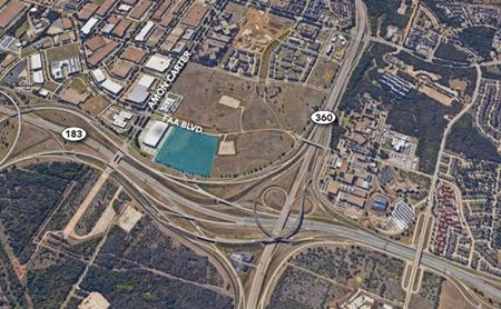Industrial Build-To-Suit Opportunity - Fort Worth