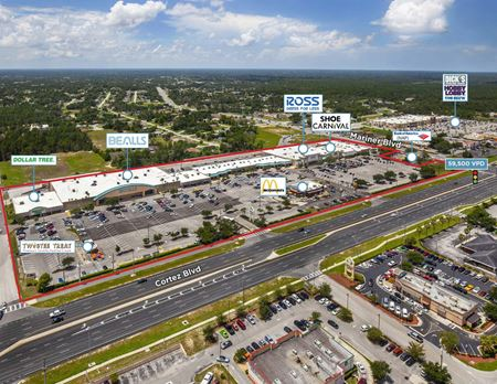FL Spring Hill - Mariner Square Shopping Center - Brooksville