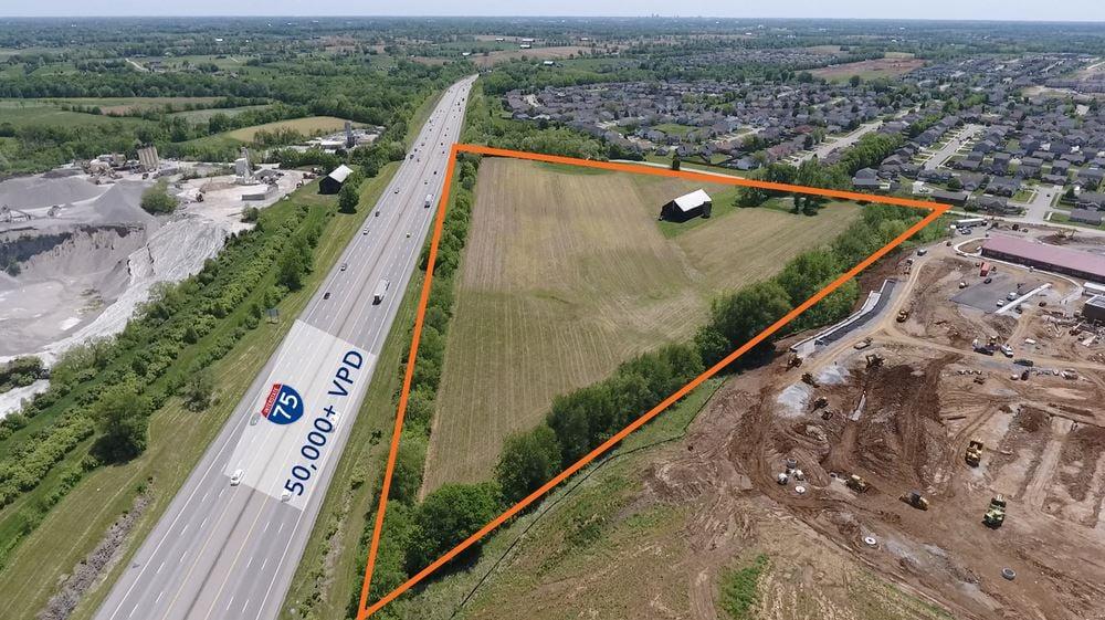 Georgetown Multi-Family / Residential Zoned Development Land