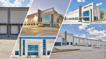 For Lease   New Construction in SouthPoint Business Park - Houston