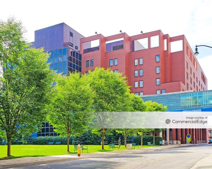 Children's Hospital of Pittsburgh of UPMC - Faculty Pavilion