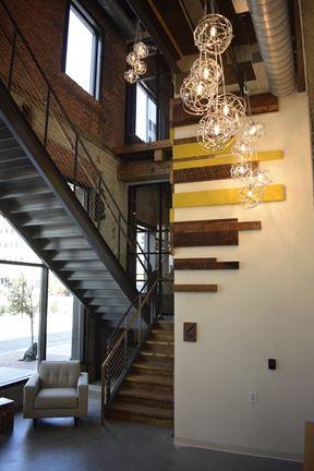 Montgomery + Aldridge Building - Durham