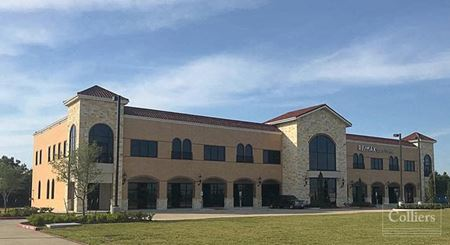 For Lease | Retail / Professional Building in Tuscan Lakes - League City
