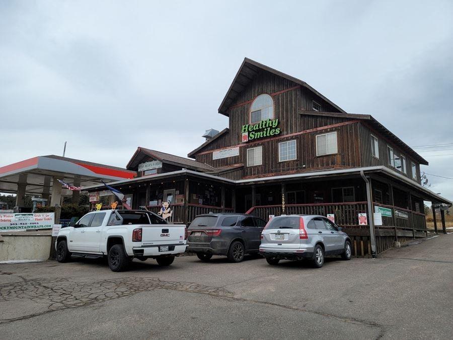 Aspen Park Retail and Office Building