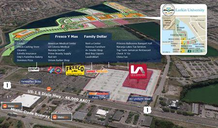 Value-Add Opportunity! US-1 Retail Center Redevelopment - Miami