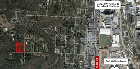 2.50 Acres N Sang Ave -Fayetteville, AR - Fayetteville