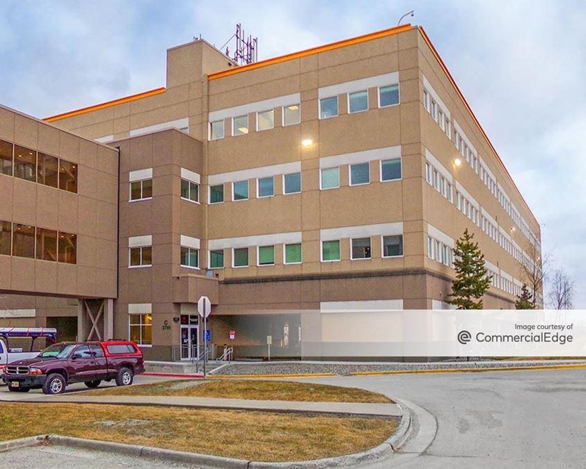 Alaska Regional Hospital Campus - Medical Office Building C