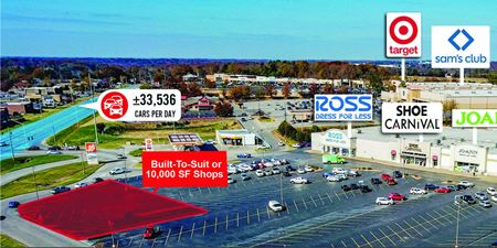 Florence Shopping Center - 1 Acre Outparcel - Florence