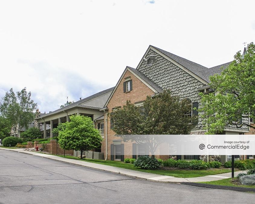 Jamestowne Executive Offices