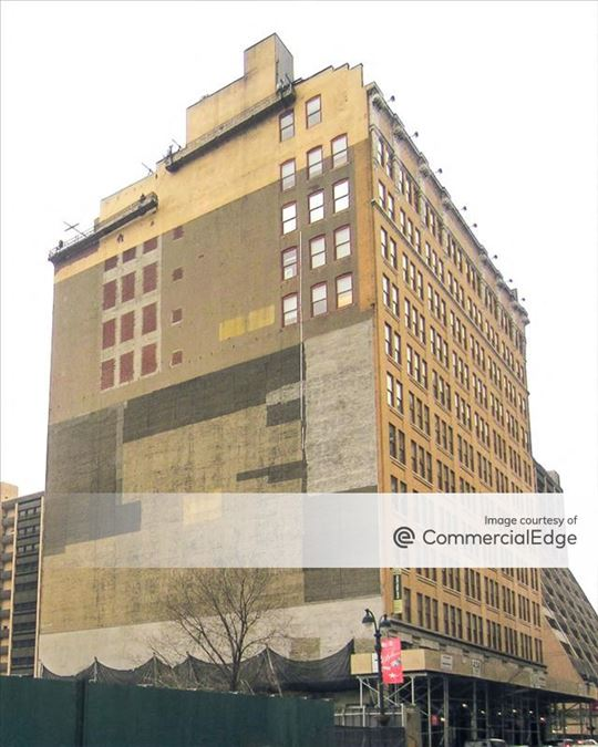 The Lofts at Manhattan West