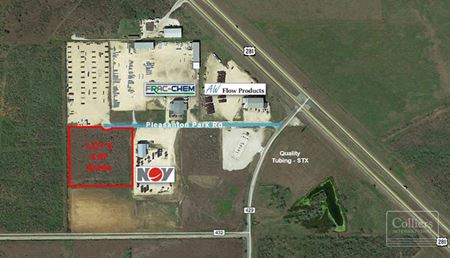 For Sale   Eagle Ford Shale 4.87-Acre Tract, Pleasanton Park 429 - Pleasanton