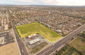 NEC 95th Ave & Olive Ave Parcel - Peoria