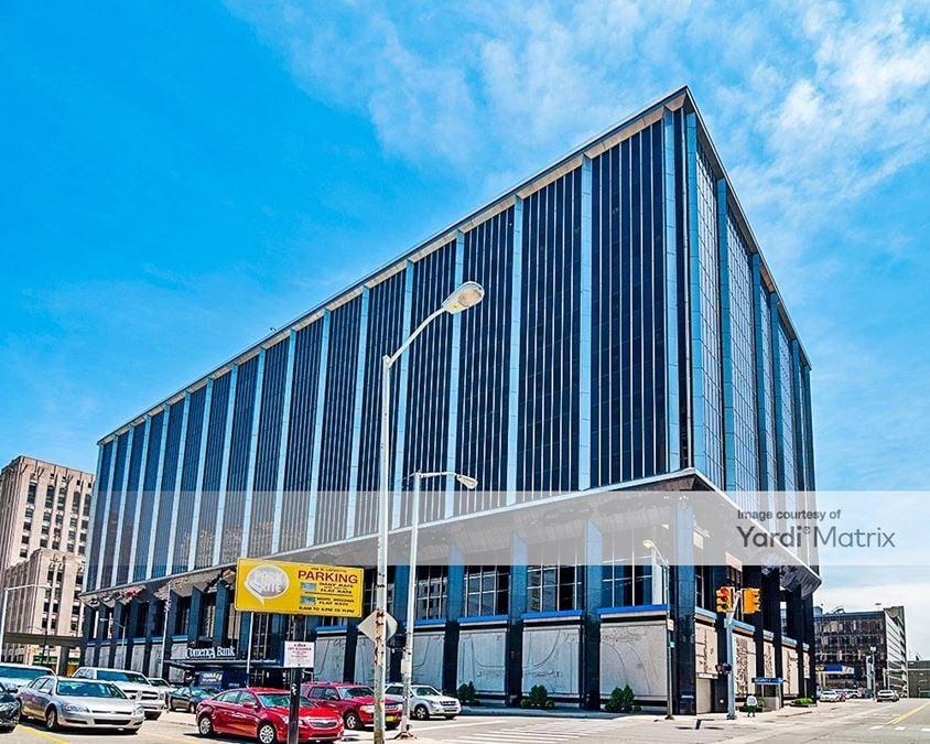 Comerica Bank Center