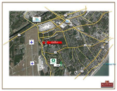 Harrelson Corner-Land For Lease-Myrtle Beach , SC - Myrtle Beach