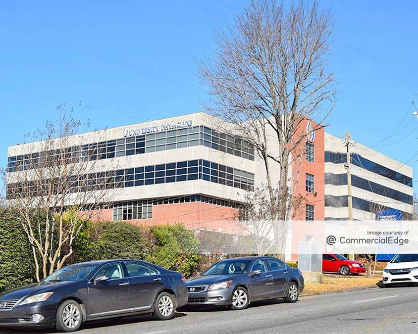 Baptist Medical Center - 1405 North State Street