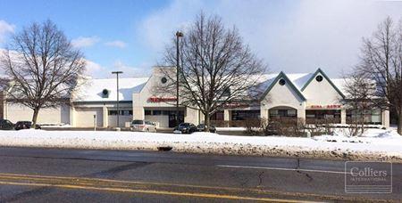 For Lease > Retail - Oakpointe Plaza - Novi