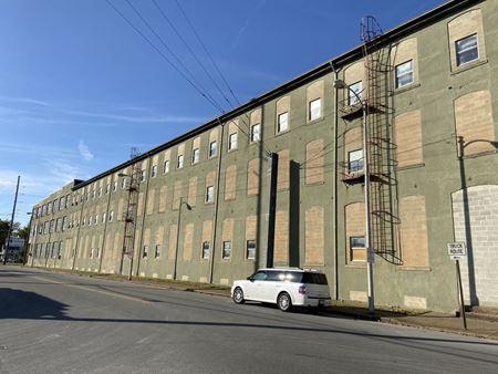 Karges Building & 921 Park St. - Evansville