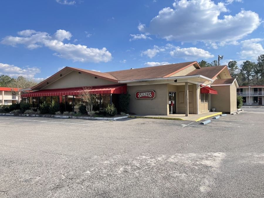 Former Restaurant Available For Sale or Lease