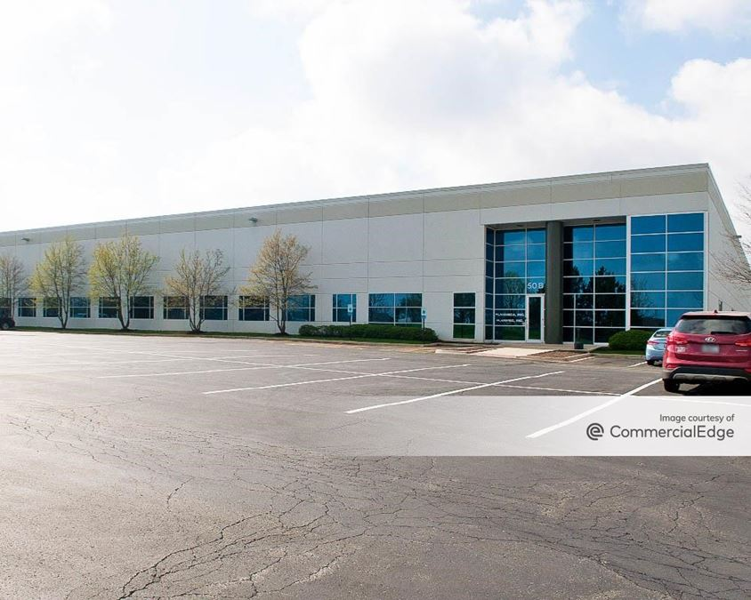 Turnberry Lakes Business Park - 50 & 100 Gary Avenue