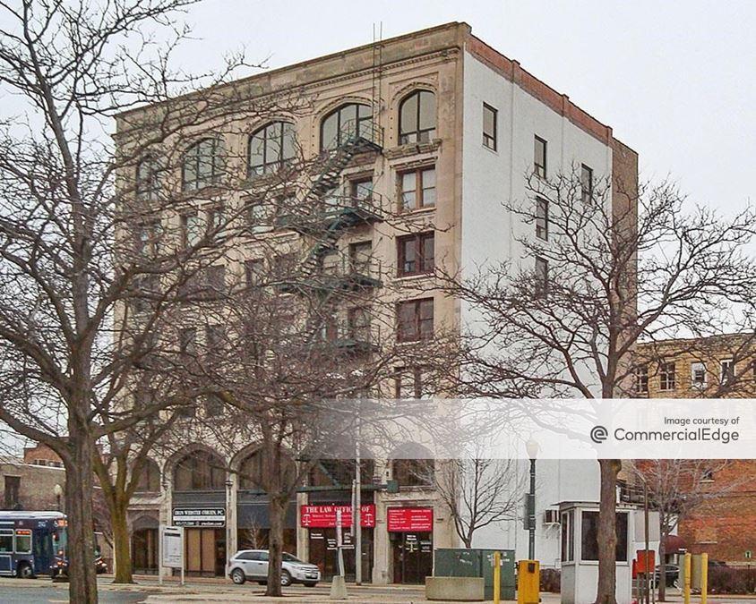 Chicago-Jefferson Building